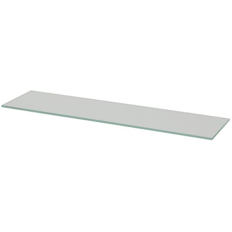 B!organised 4XS Glass Shelf - 60x15cm